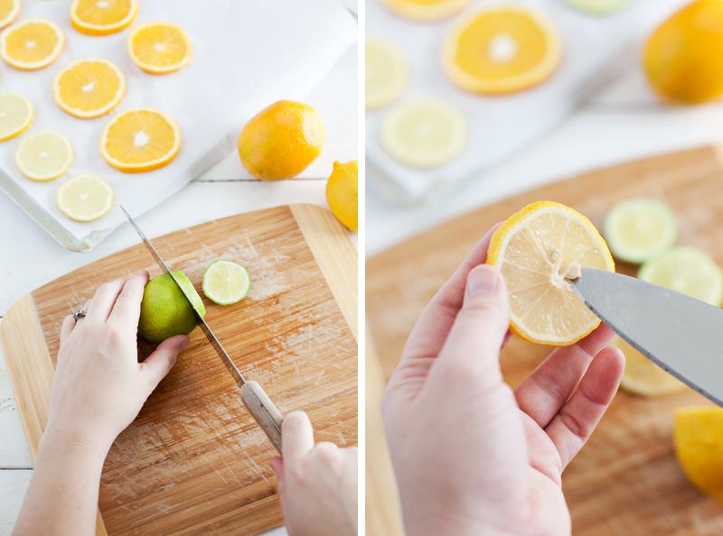 Citrus ornaments are so easy to make!