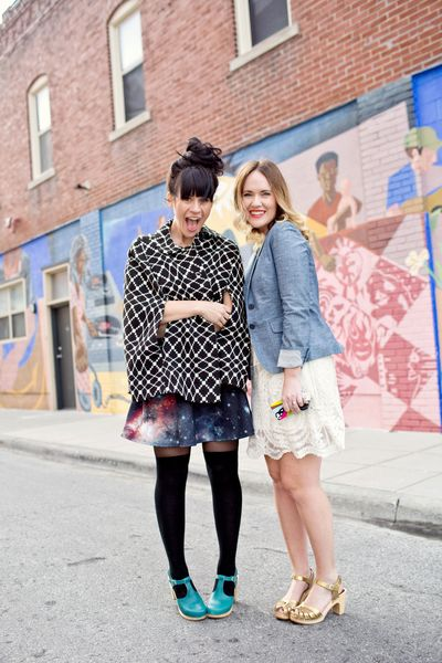Sister Style: Layers on Layers