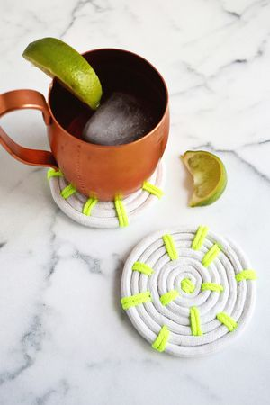 Easy Rope Coaster DIY