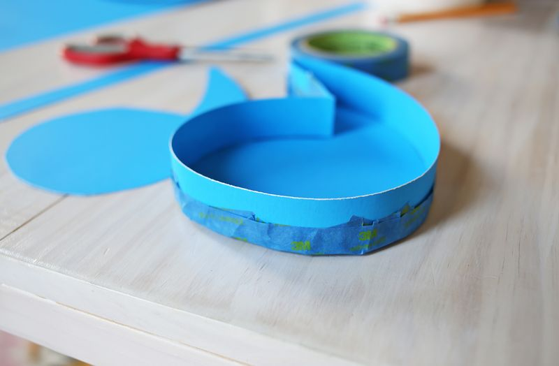 How to make paper molds for plaster