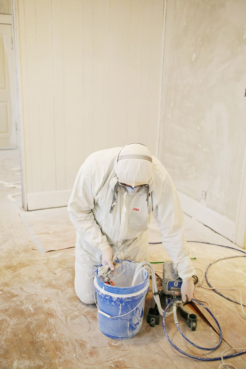 Tips for using a paint sprayer