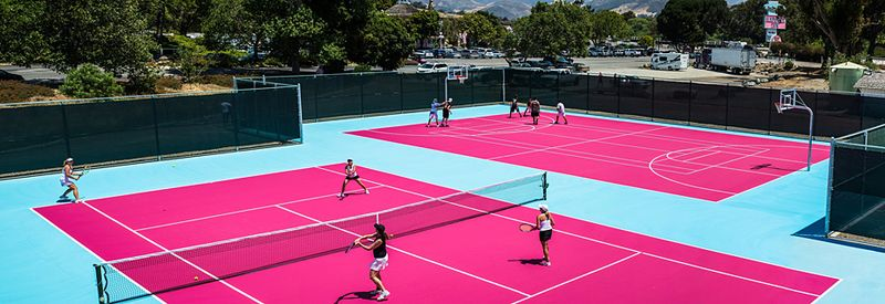 Home-courts