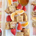 French Toast Bites - March 18, 2015