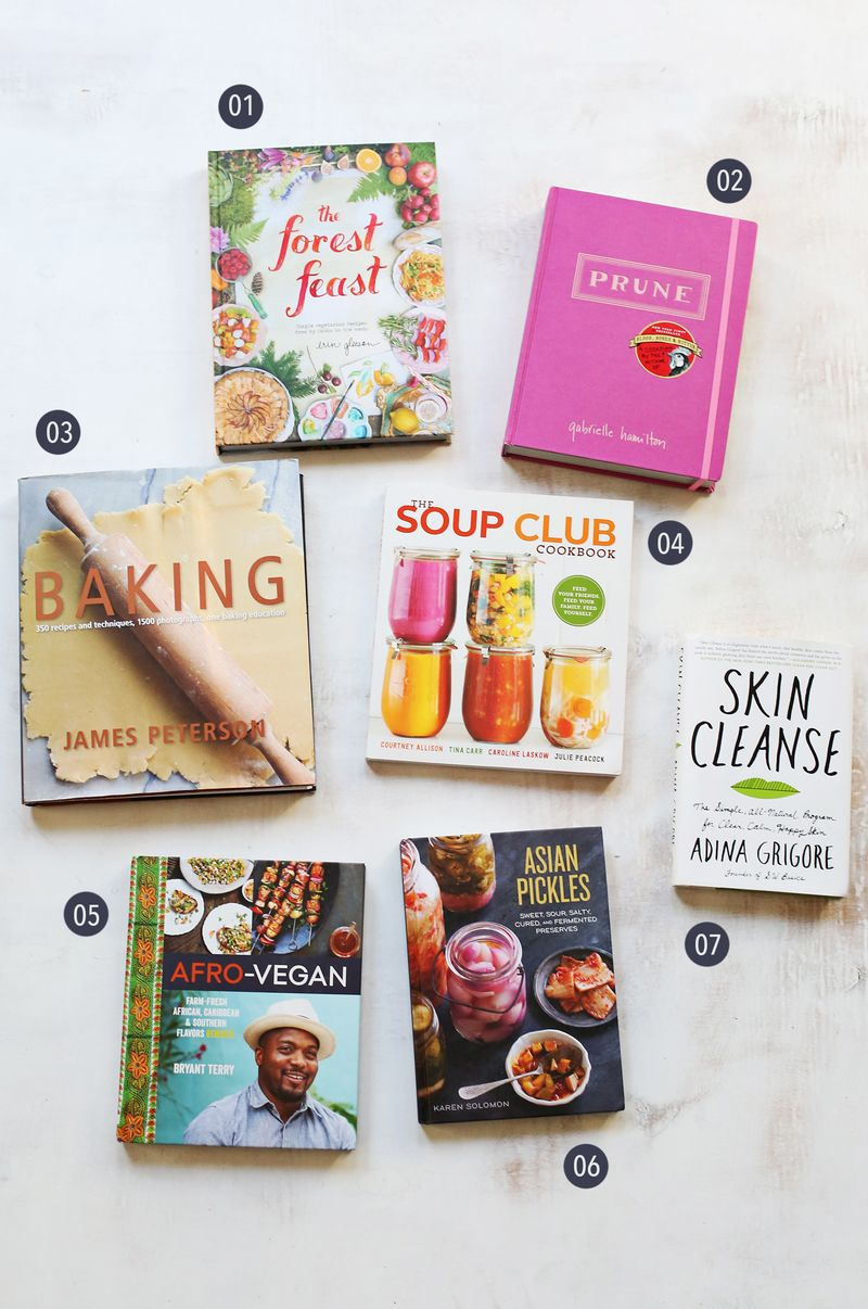 Great cookbooks to check out