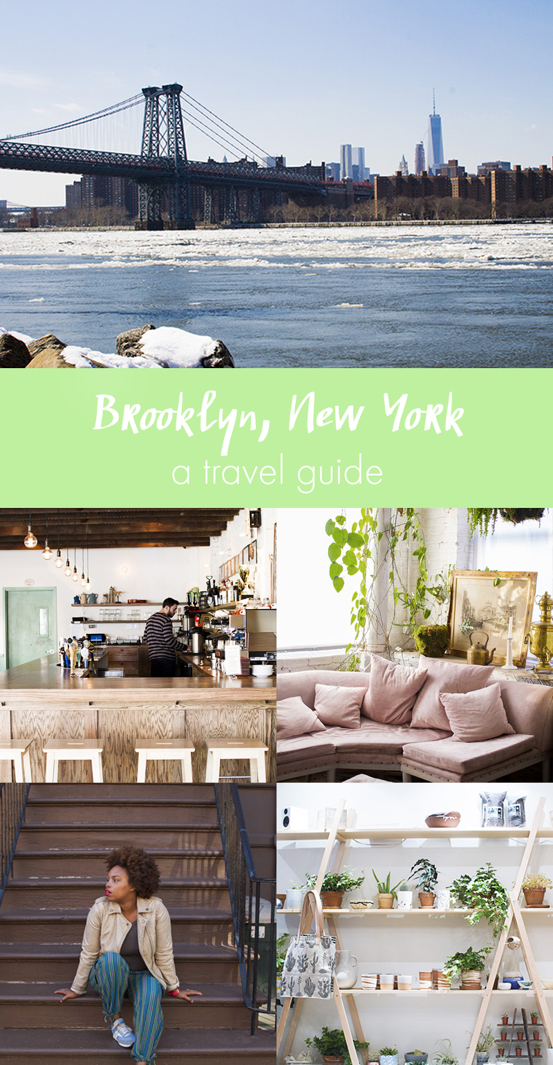 A Beautiful Mess Brooklyn travel guide