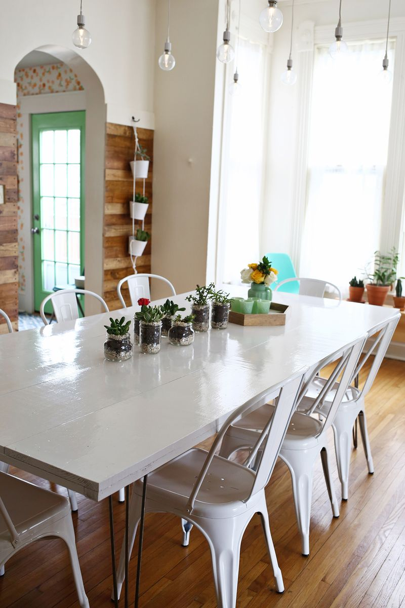 So you want to paint your table  huh. Tips for Painting a Dining Room Table   A Beautiful Mess