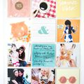 Scrapbook Sunday: Playing With the June Messy Box  - June 14, 2015