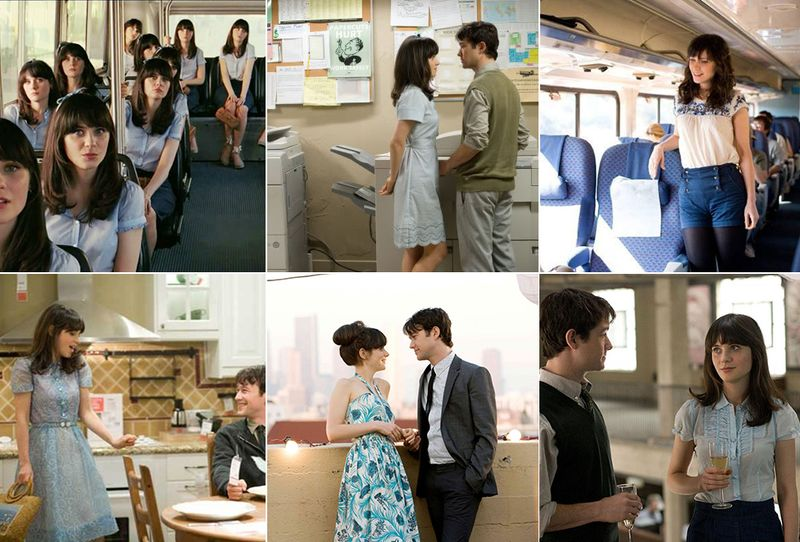Outfits from 500 Days of Summer