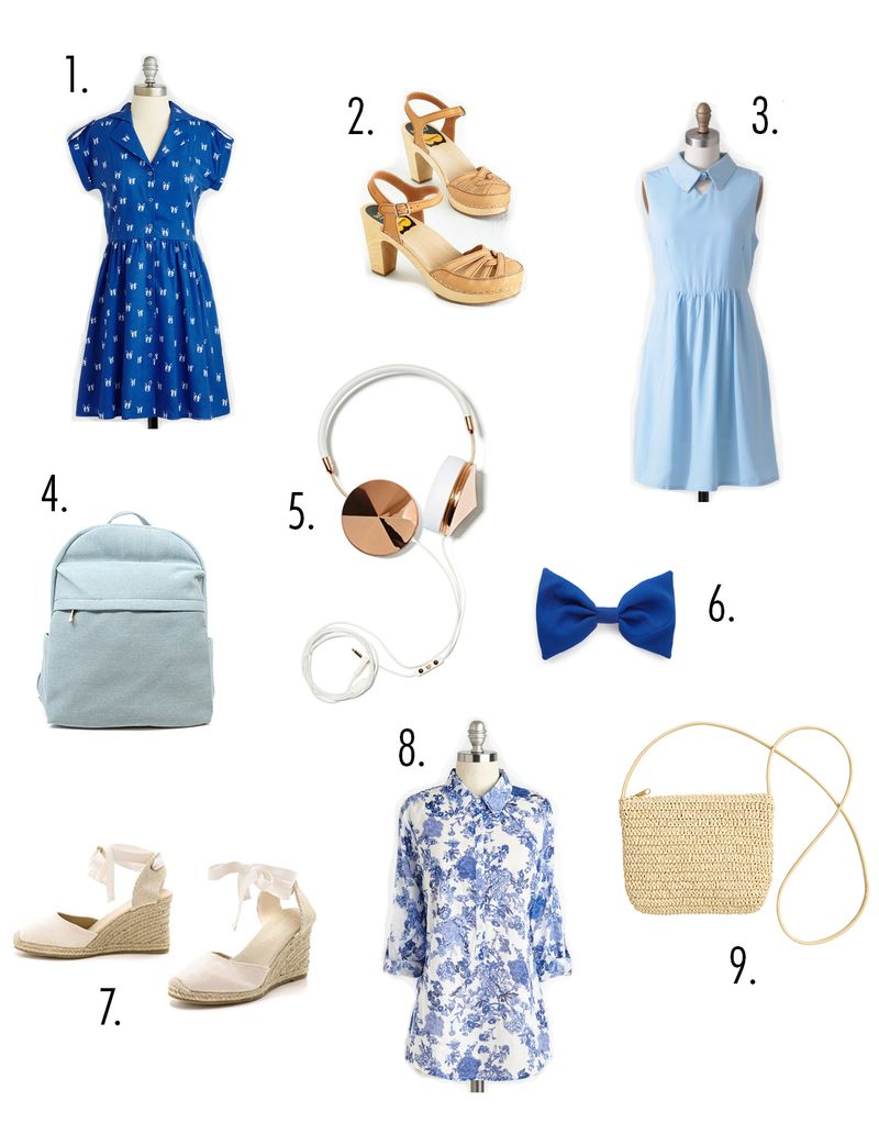 500 Days of Summer Style Muse Shopping Guide