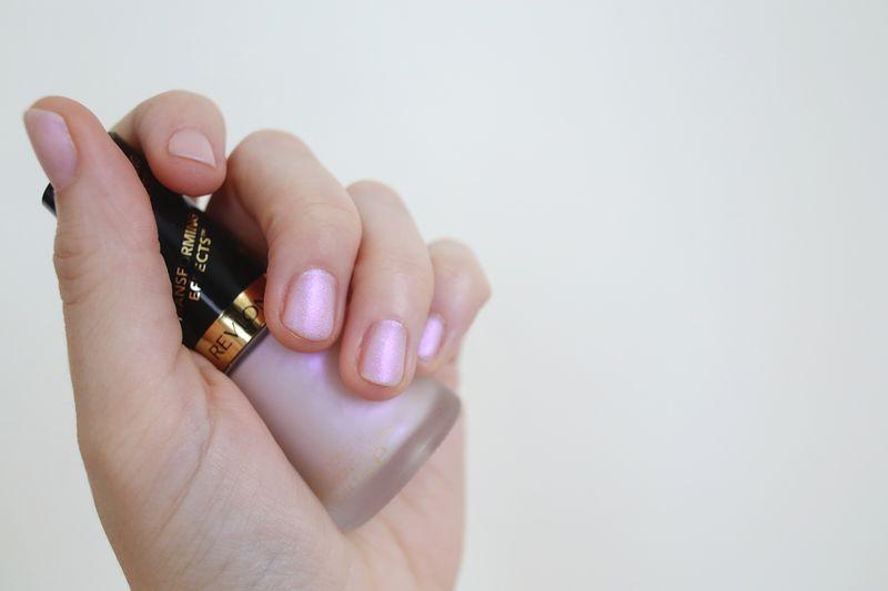 Revlon Matte Pearl Glaze Nail Polish