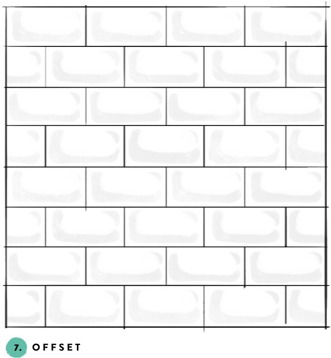 What's your favorite subway tile pattern?