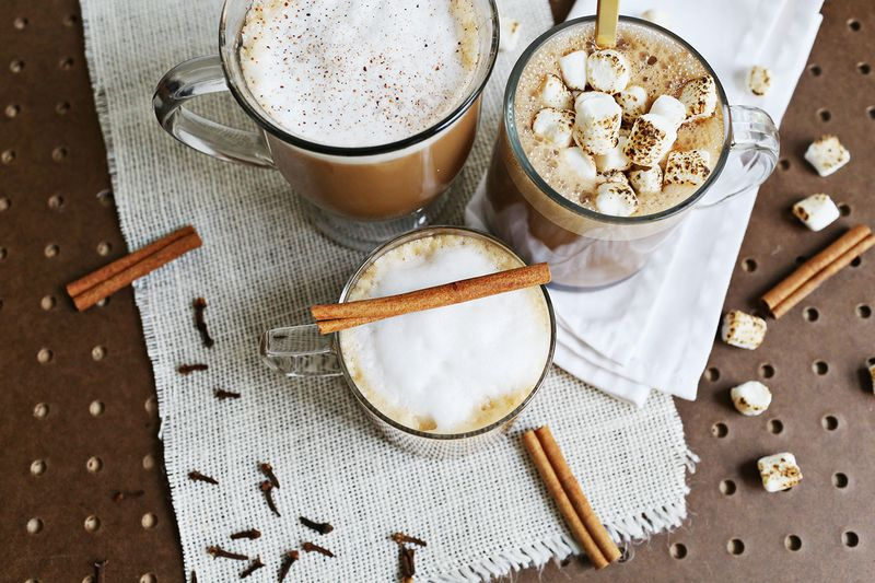 Best homemade non dairy lattes