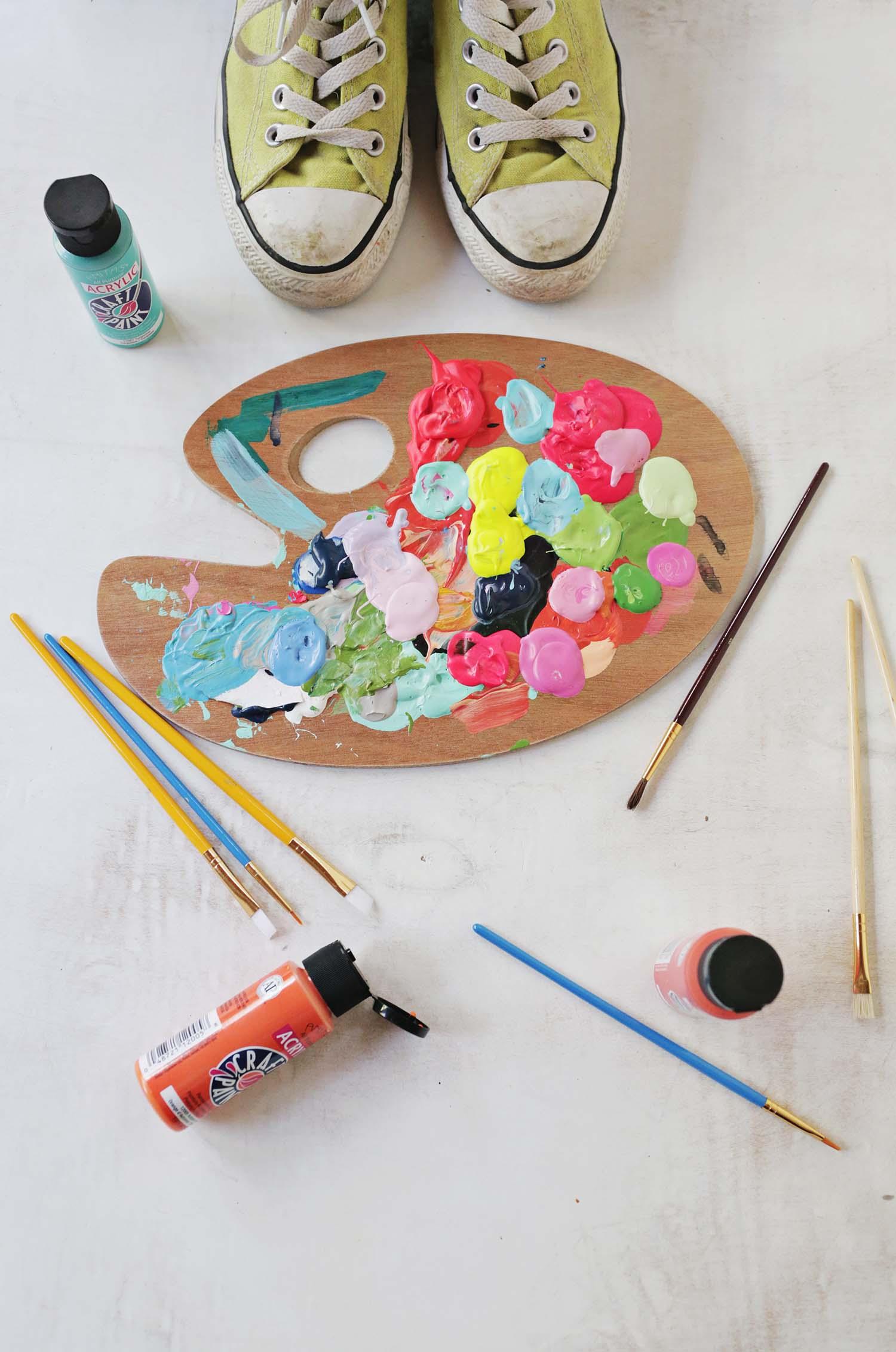 Creativity is a process