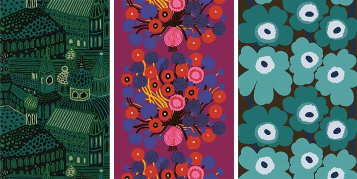 Marimekko patterns