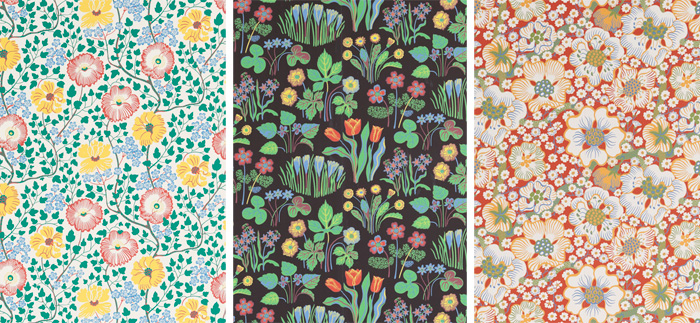 Josef Frank patterns