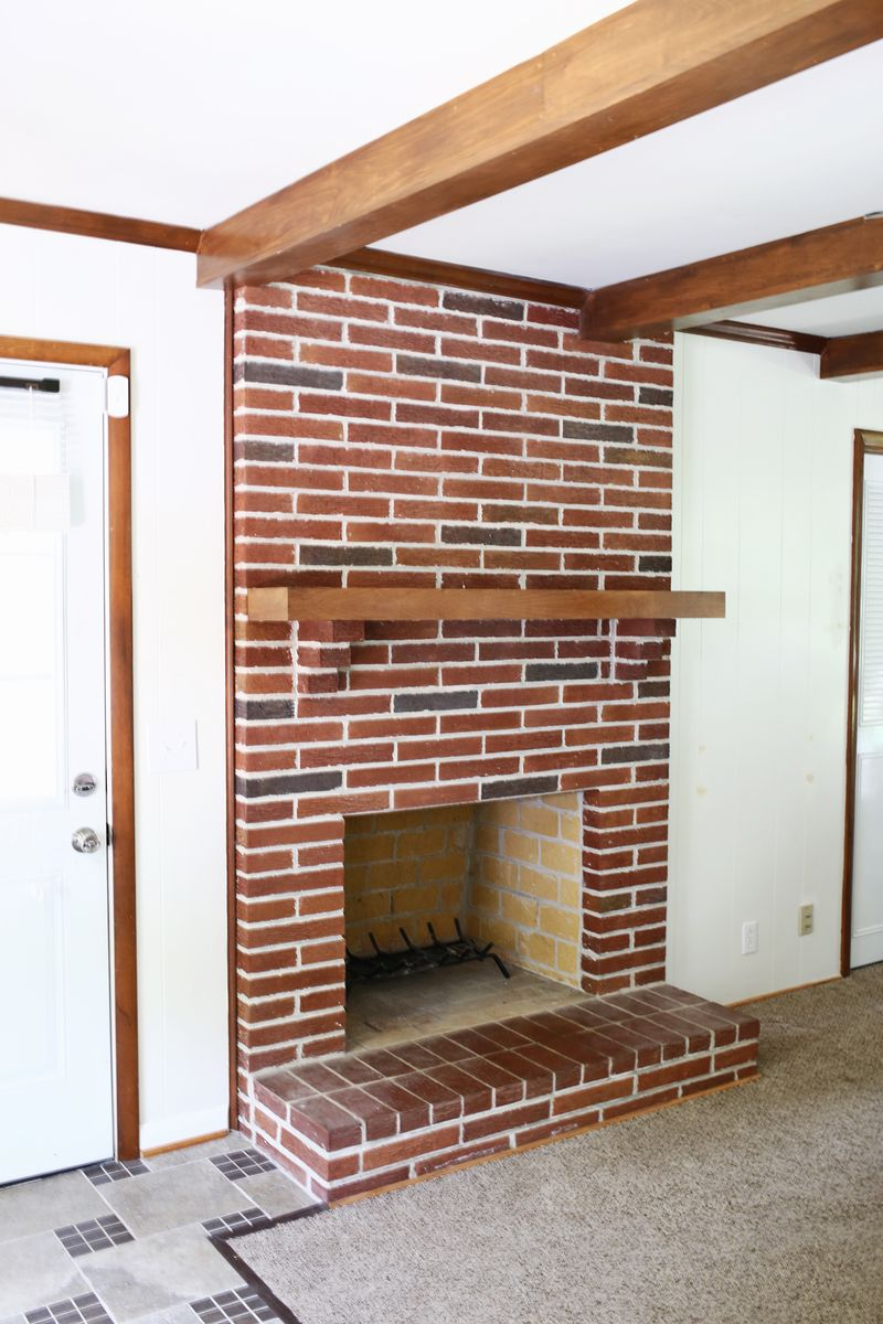 How to Paint Brick and Stone – A Beautiful Mess