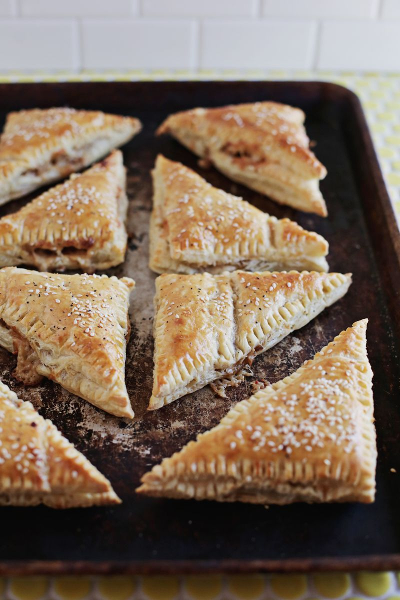 How to make the best turnovers