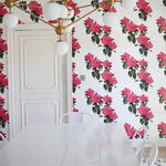 Progress Report: Dining Room Wallpaper