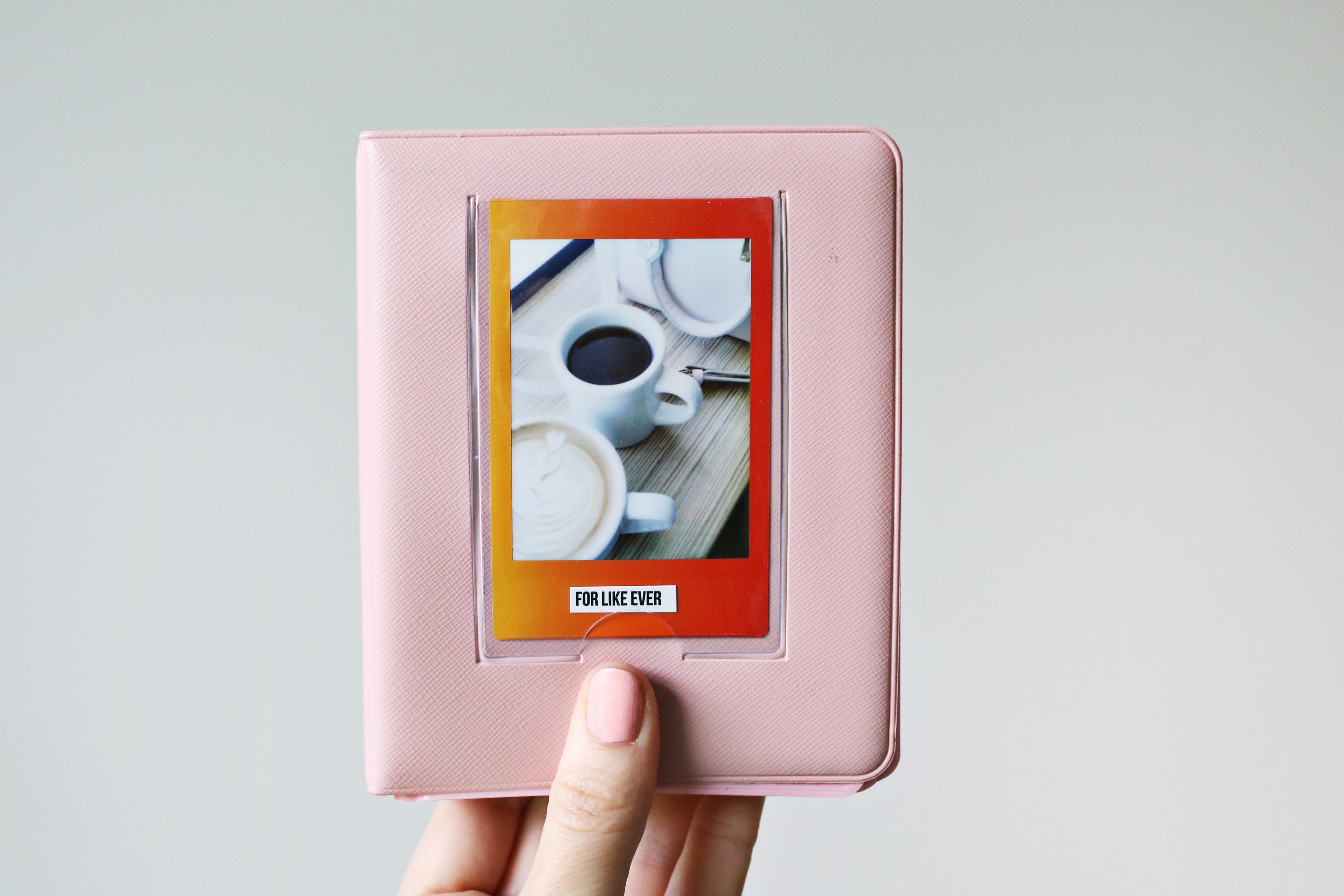 Instax Mini Scrapbook