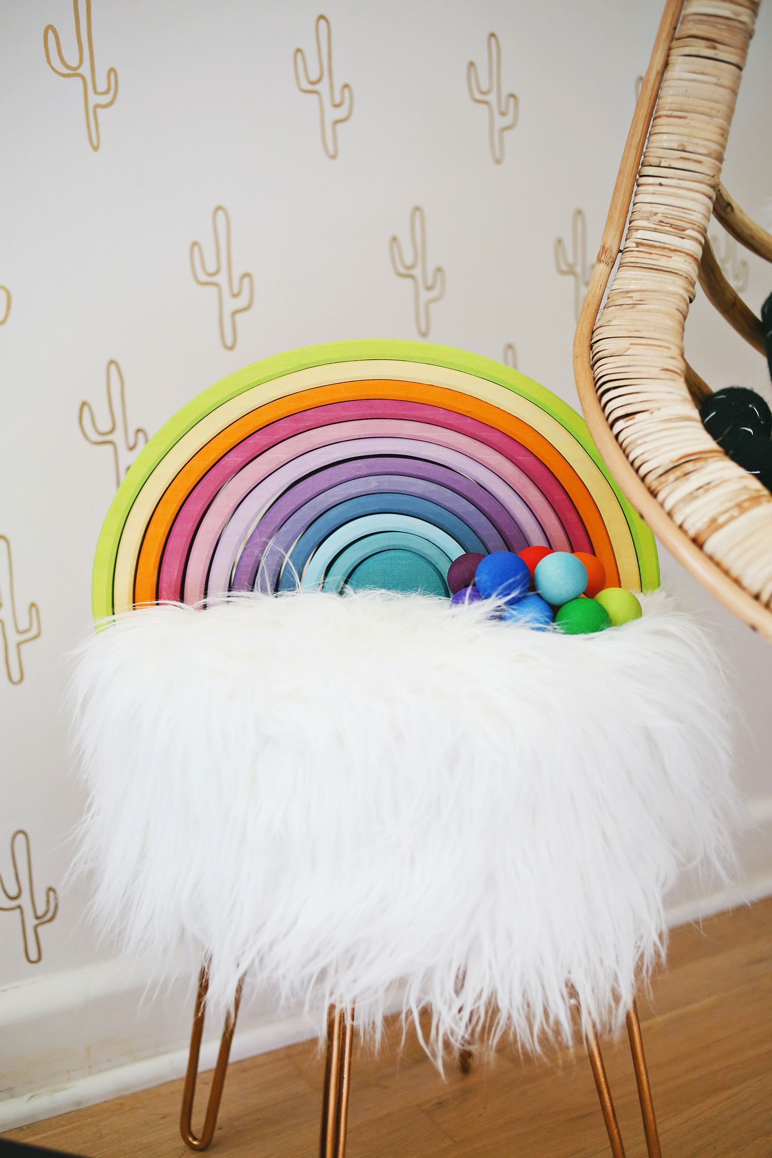 Palm Springs Kiddo Room