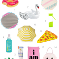 The Ultimate Beach + Pool Shopping Guide! - July 09, 2016