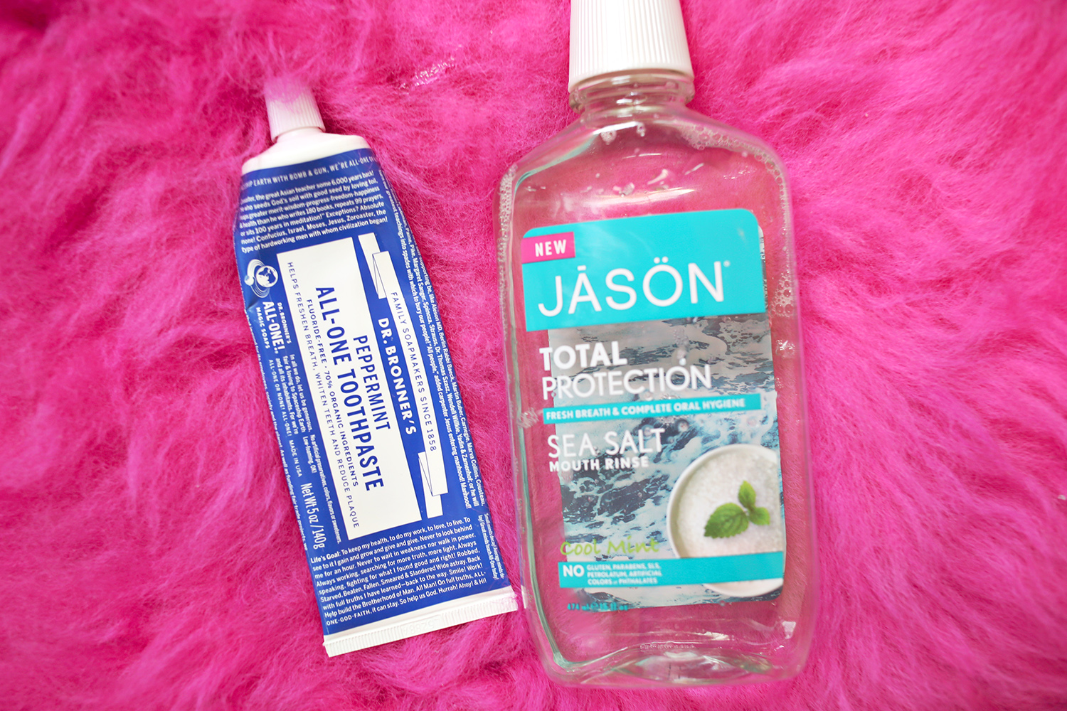 3 Natural Products I am Loving