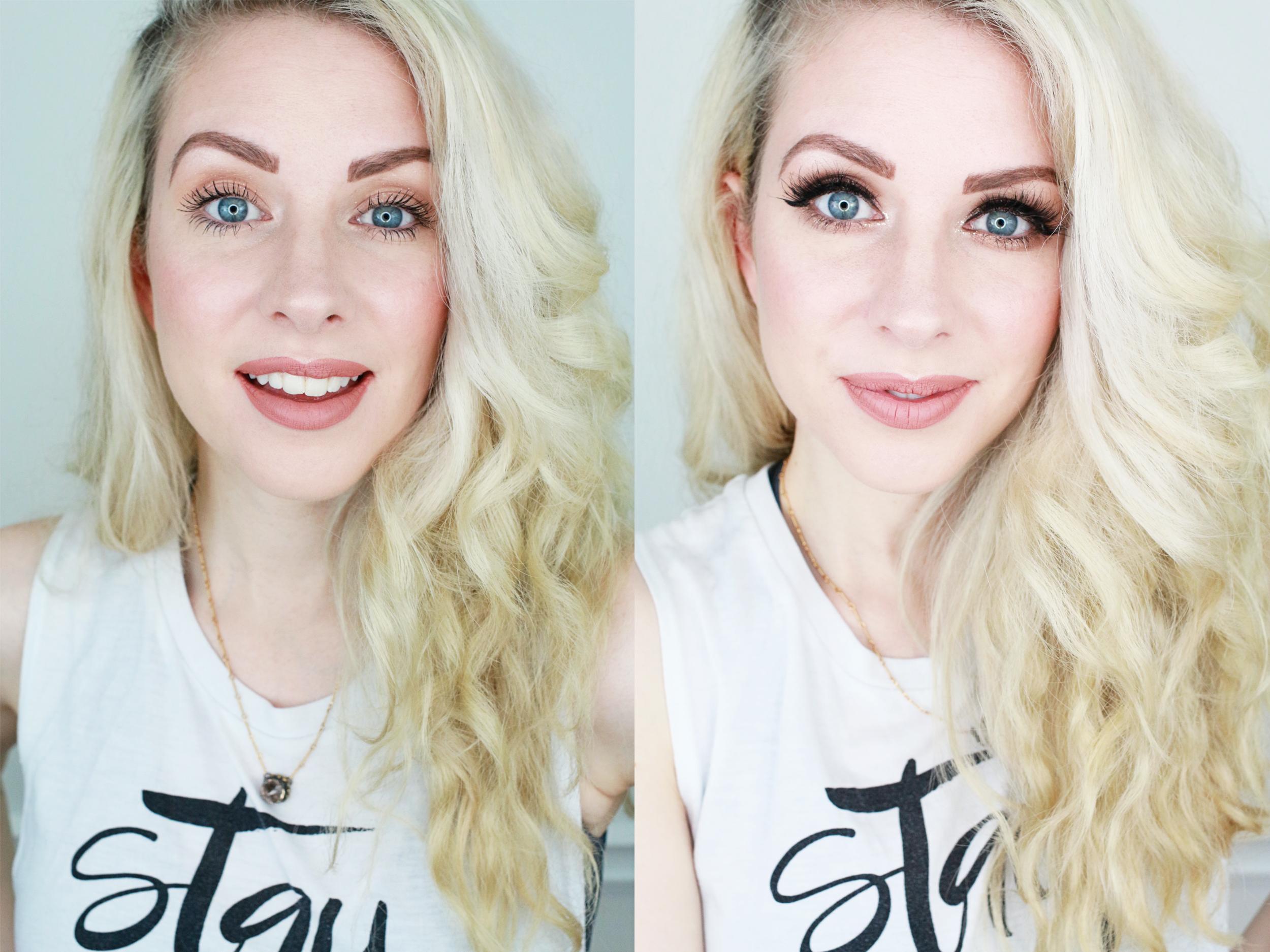 Day + Night Makeup