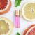 Grapefruit + Peppermint Perfume DIY