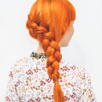 The Wraparound Side Braid