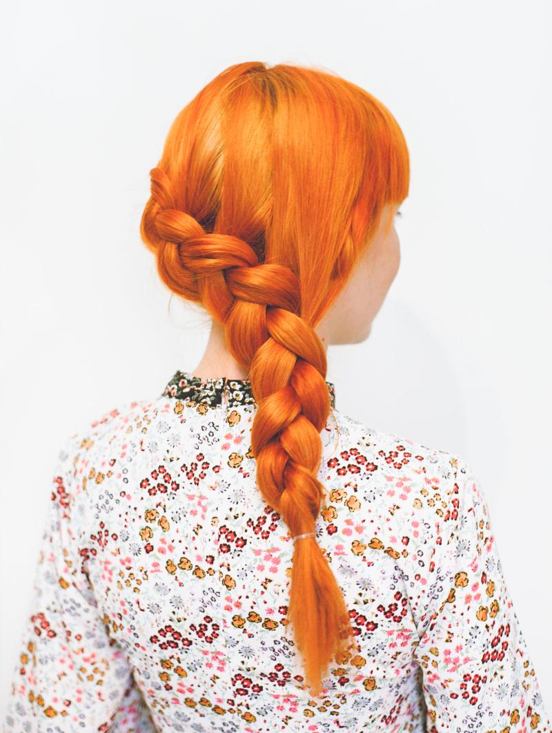 Wraparound braid tutorial (click-through for the full tutorial)-1