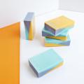 Color Blocked Soap DIY  - September 09, 2016