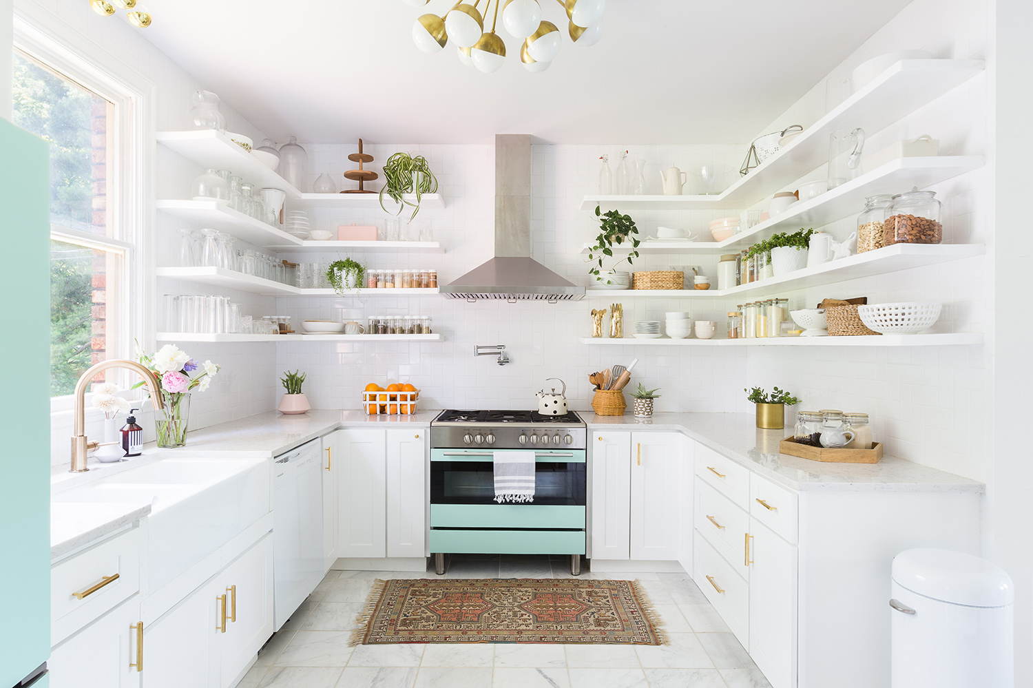 How I Recolored My Kitchen Appliances - A Beautiful Mess
