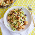 Creamy Winter Pasta Salad  - December 06, 2016