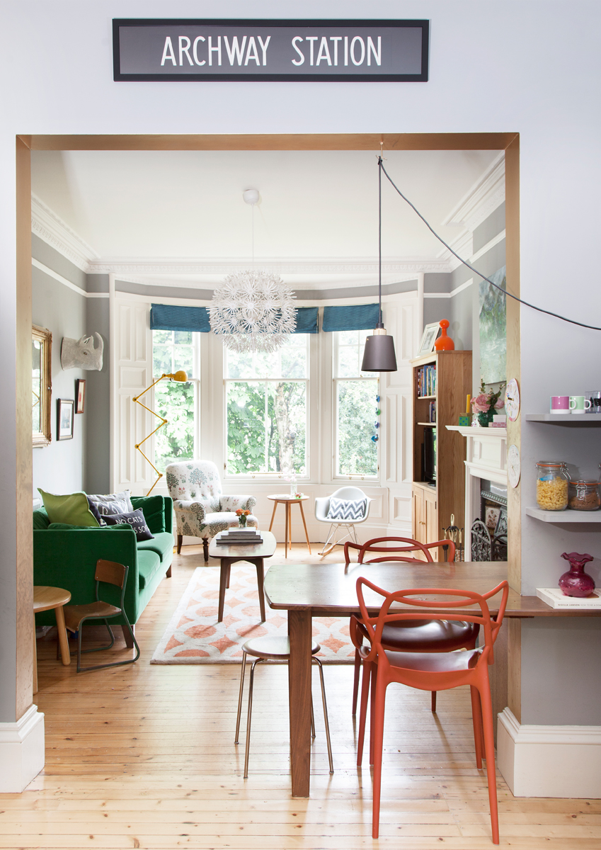 At Home with Emily Murray in Edinburgh, Scotland - A Beautiful Mess