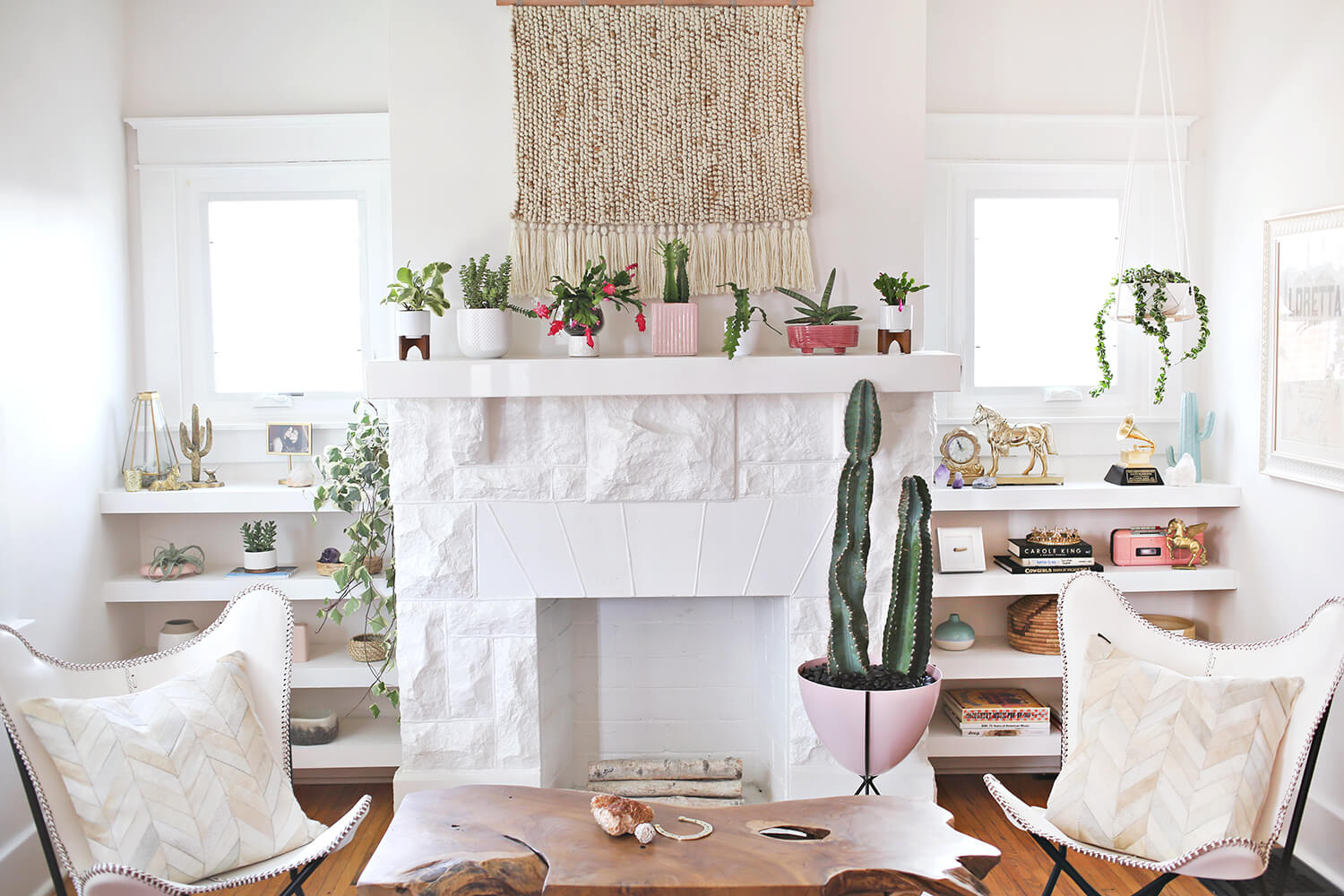 Kacey Musgraves Living Room Tour