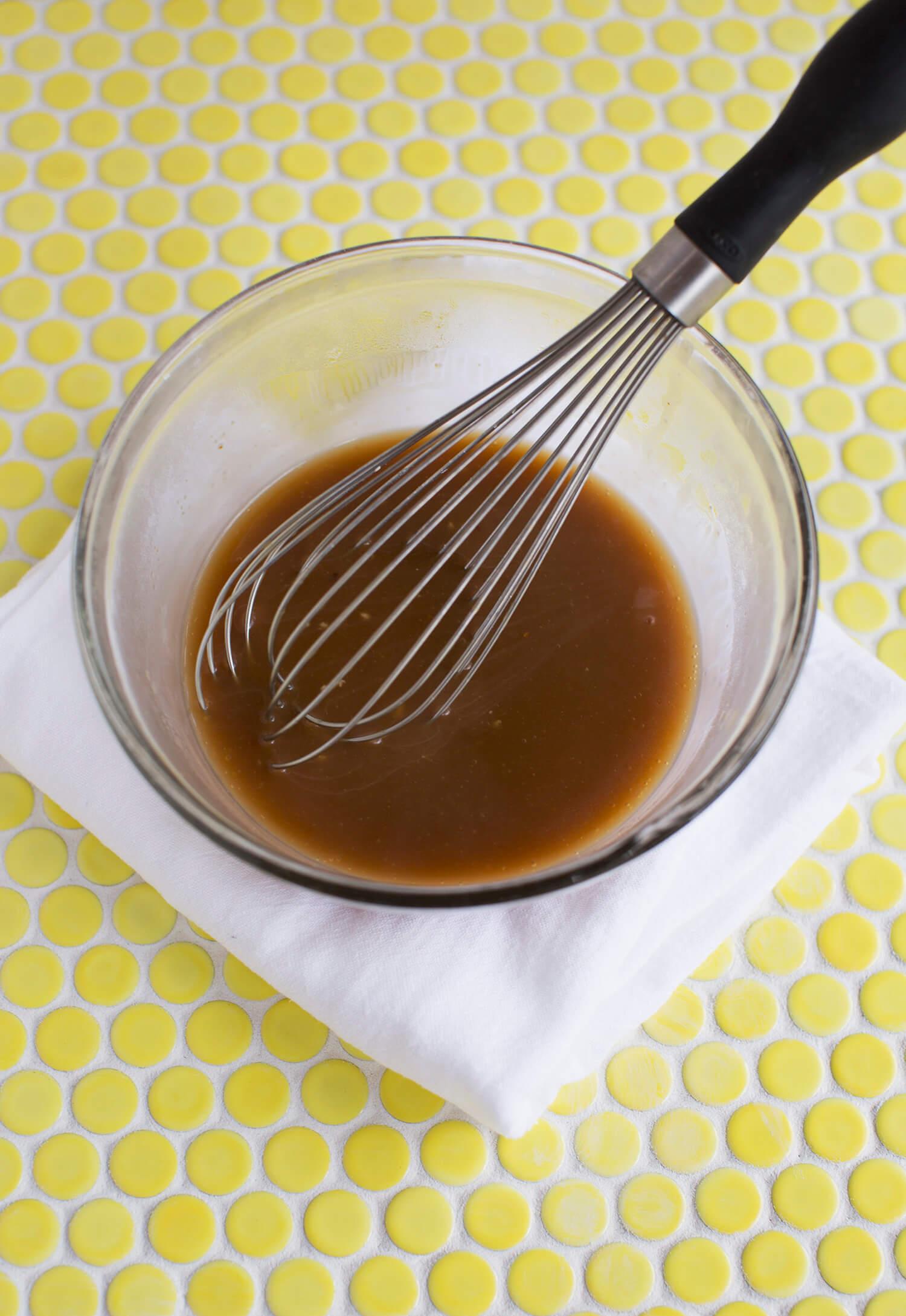 Springfield style cashew chicken sauce recipe