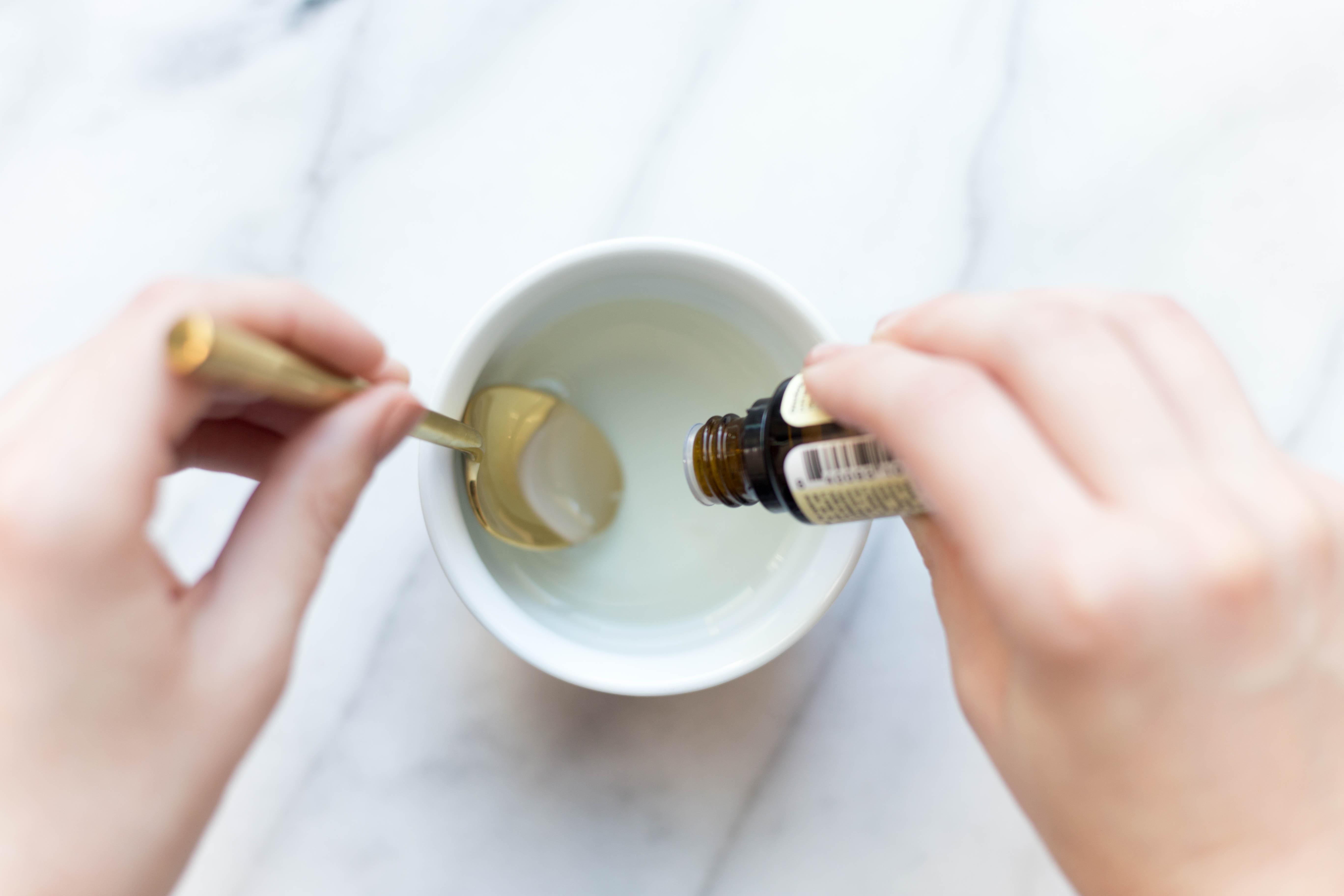 DIY Lip Balm- click through for the full tutorial!
