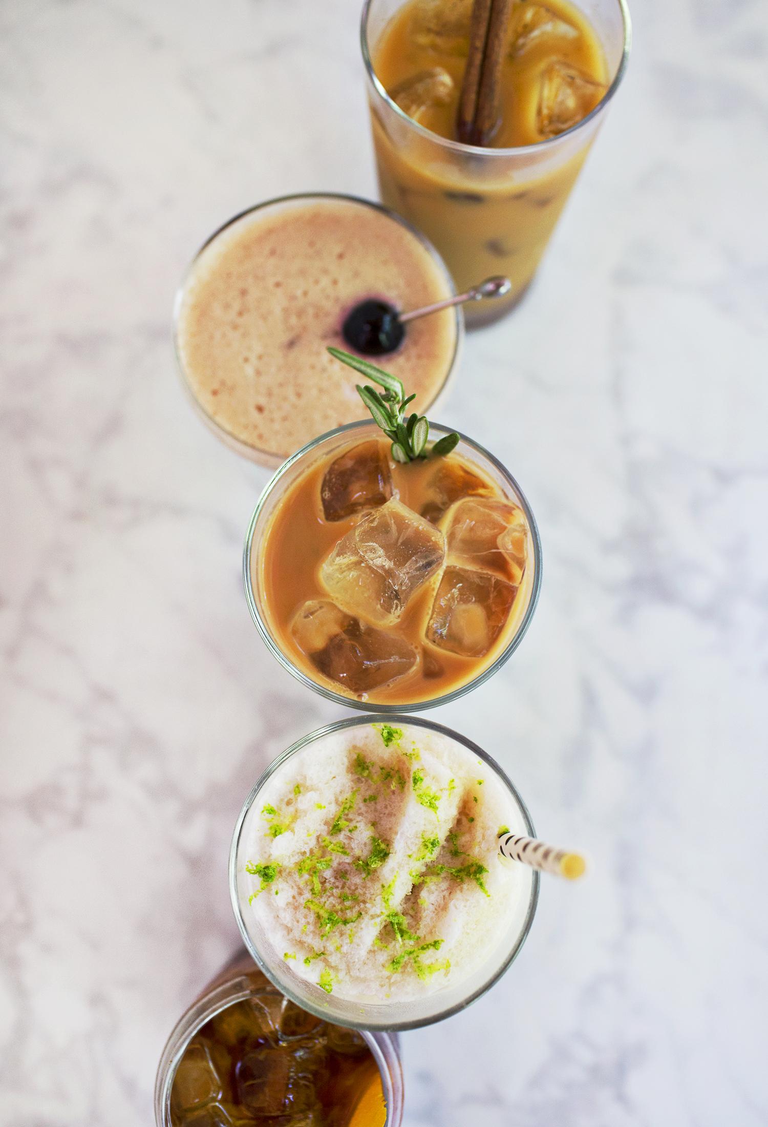 5 Cold Brew Coffee Recipes