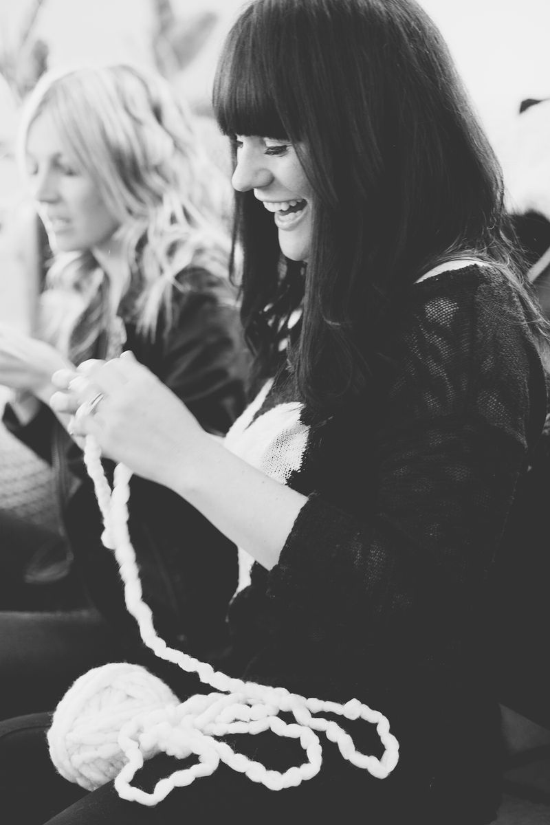 Elsie Larson crochet