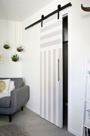 Sliding Door Solution for Small Spaces