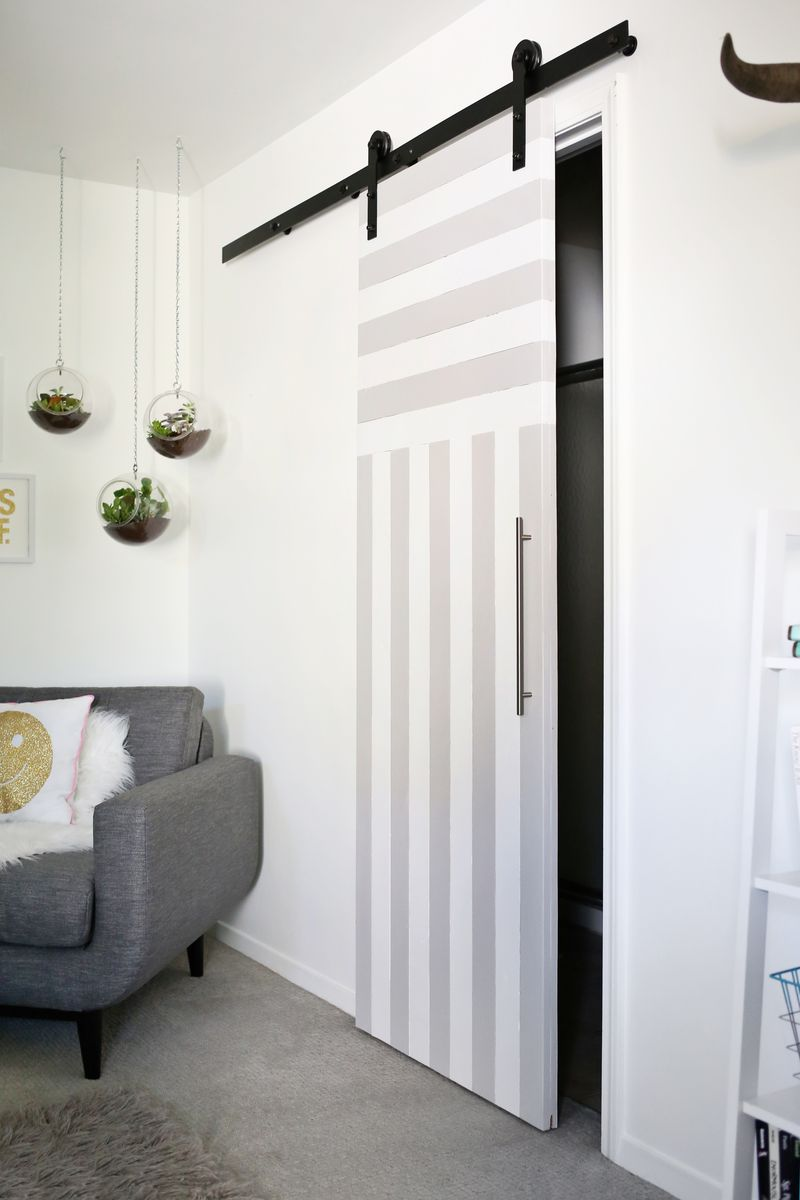 sliding doors bedroom barn suggestions design door below unique teens bifold bathroom pin curtain for diy ideas rustic fascinating modern small more closet home