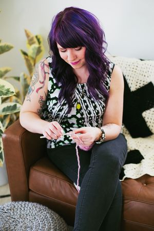 Crochet Basics: Slip Knot & Foundation Chain