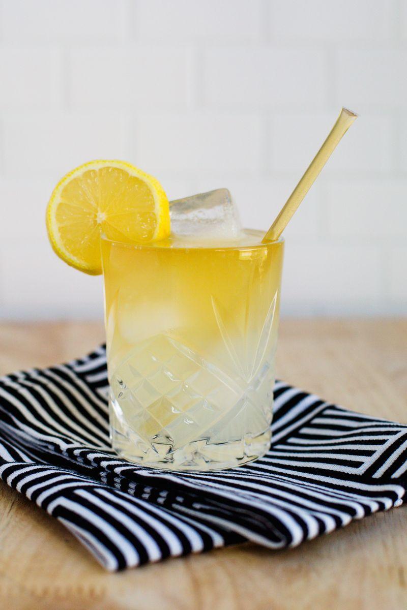 Whiskey Lemonade