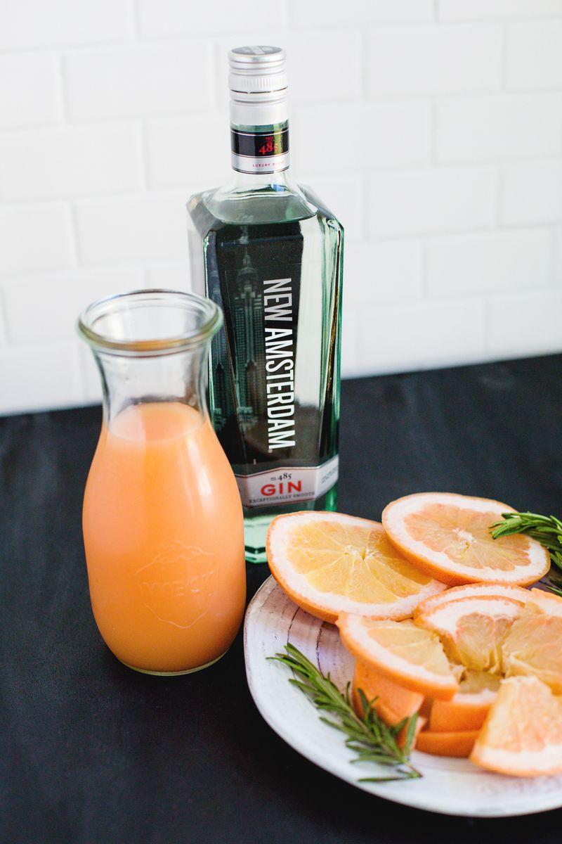 Gin + Grapefruit