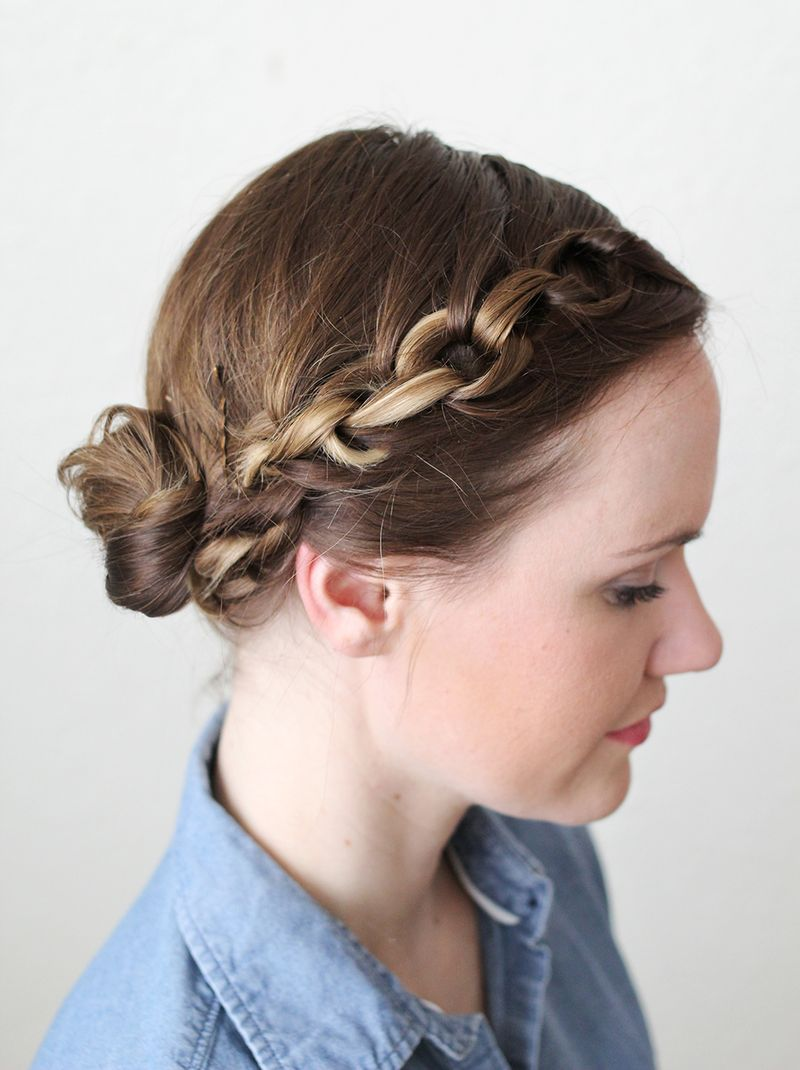 How To Style A Chain Braid