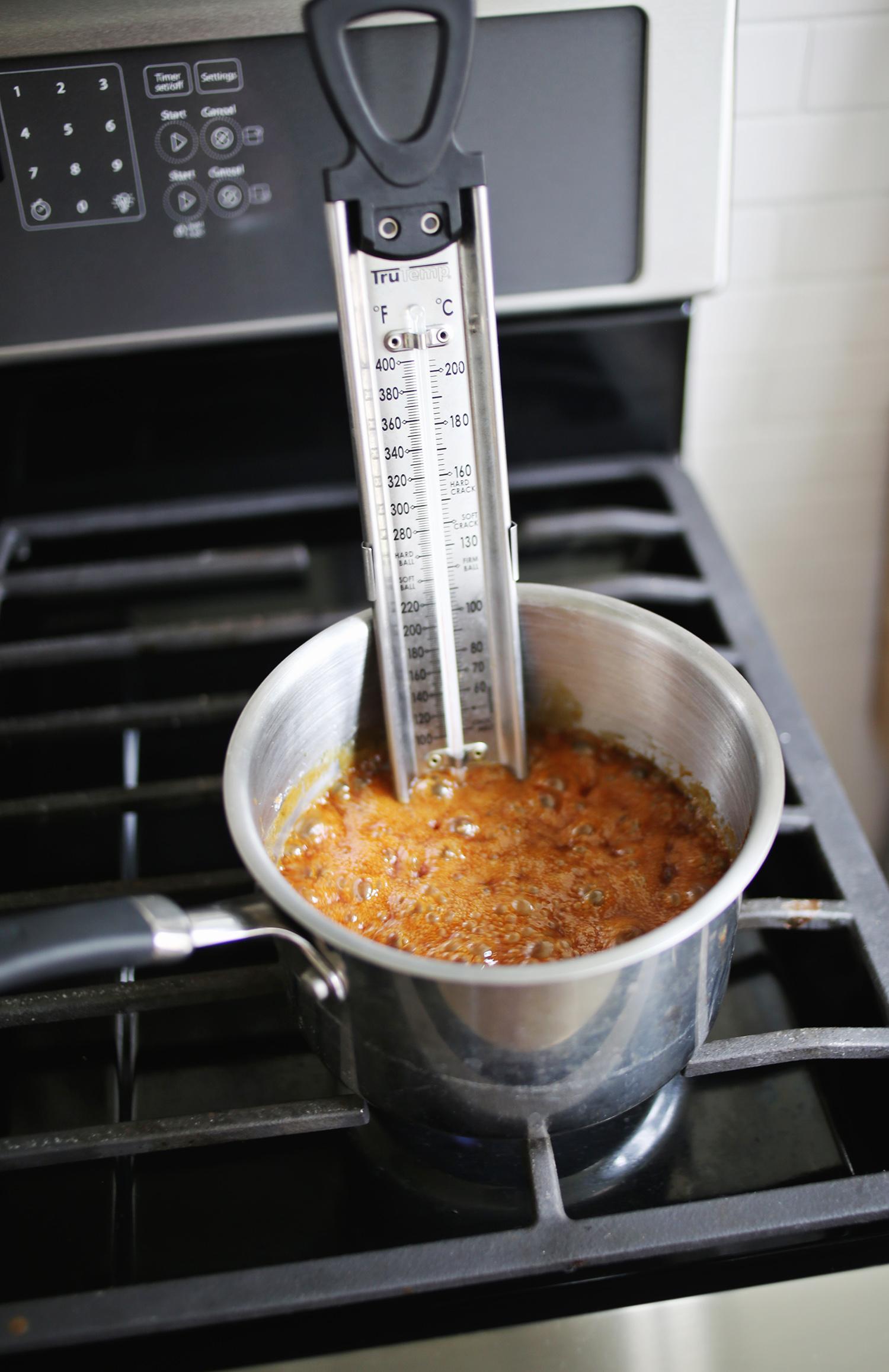 How to make homemade caramel