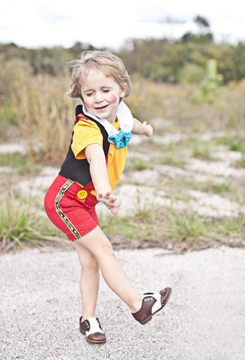 Darling Pinocchio costume