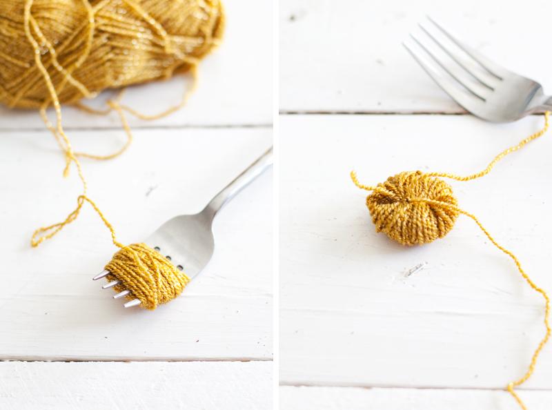 Five homemade holiday garlands to make this season— Including this easy pom pom garland