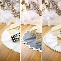 3 Easy No-Sew Tree Skirts