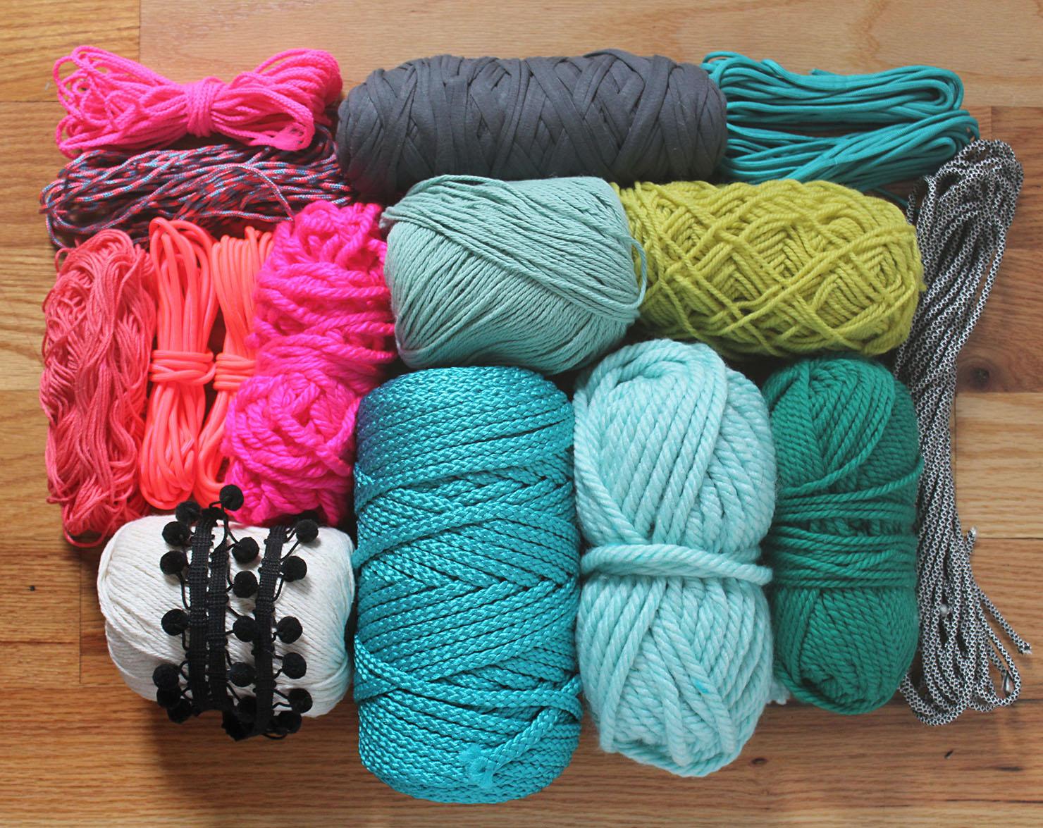 Вязание Какие нитки нужны для вязания крючком цветов